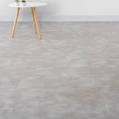 Pavimento pvc adesivo Indust Sp 1.5 mm grigio / argento