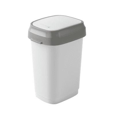 Pattumiera bianco 10 L