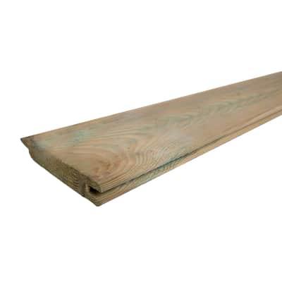 Perlina singola per composizione FOREST STYLE  in legno H 12  x L 200 cm