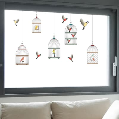 Sticker Cages 47.5x70 cm