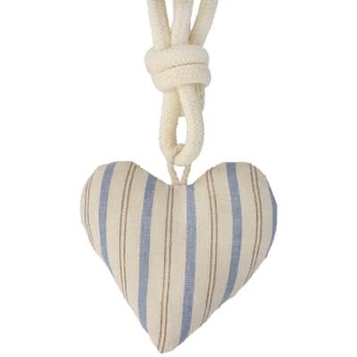 Fermatenda Cordone cuore blu