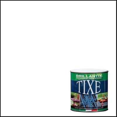 Smalto antiruggine TIXE Brillantix bianco 0.5 L