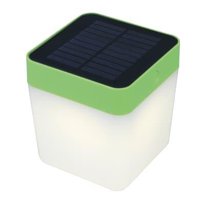 Lampadina solare Solar , in plastica, luce bianco, 100LM IP44 LUTEC