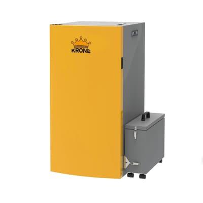 Caldaia a pellet BOILER24KR-PA giallo 21.51 W