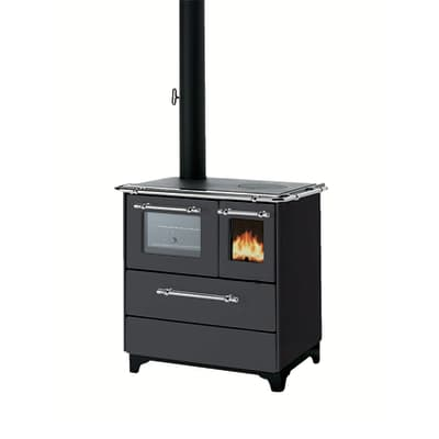 Cucina Betty 35 nero 5 kW