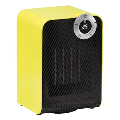 Termoventilatore ceramico mobile EQUATION Class 2 verde 1800 W