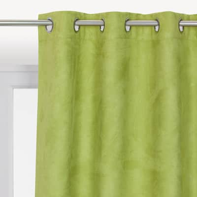 Tenda INSPIRE Newmanchester verde occhielli 140x280 cm