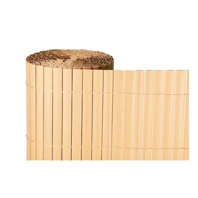 Cannicci in pvc pvc NATERIAL bambù L 5 x H 1.5 m