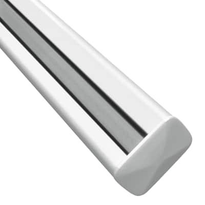 Palo multifunzione COMPOSITE PREMIUM Premium bianco L 5 x H 231.5 cm