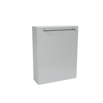 Pensile Remix 1 L 45 x P 14 x H 58 cm bianco