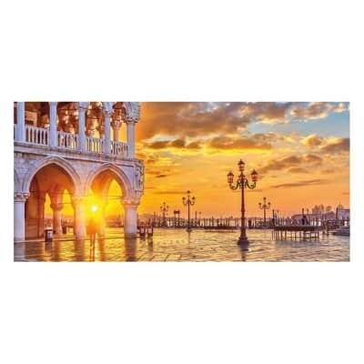 Pannello decorativo Piazza San Marco 210x100 cm