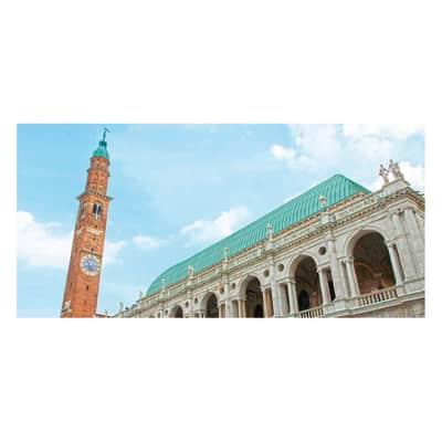 Pannello decorativo Vicenza 210x100 cm