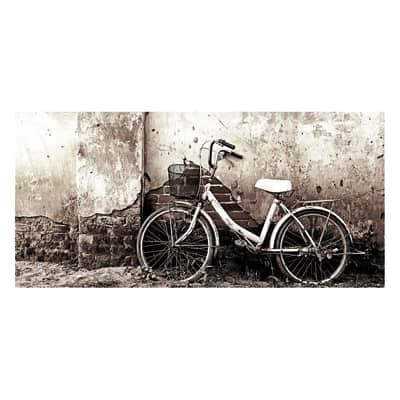 Pannello decorativo Ladri biciclette 210x100 cm