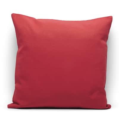 Fodera per cuscino INSPIRE Elema rosso 60x60 cm