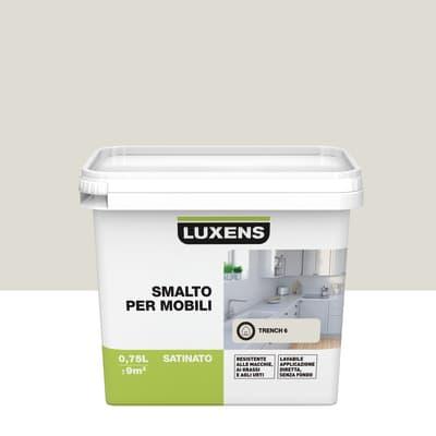 Pittura di ristrutturazione mobile cucina LUXENS 0.75 l marrone trench 6