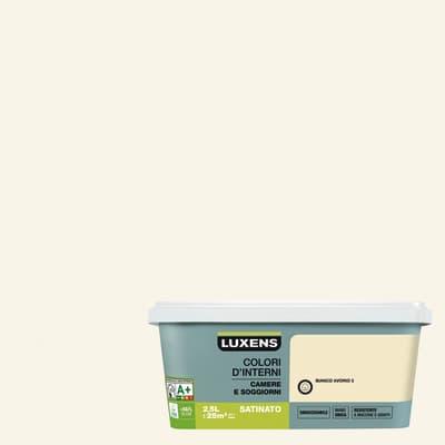 Pittura murale LUXENS 2.5 L bianco