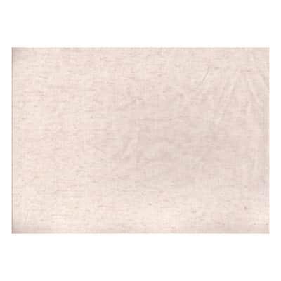 Tessuto Linen rosa 360 cm