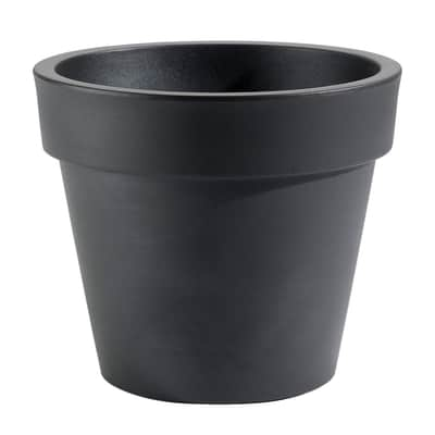 Vaso Super in plastica H 52 cm, Ø 60 cm