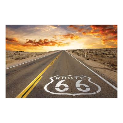 Quadro su tela Route 95x145 cm