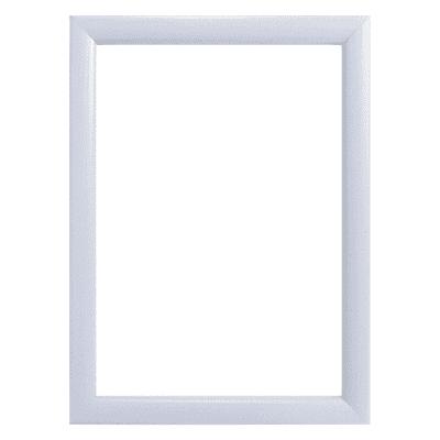 Cornice INSPIRE Bomber bianco per foto da 25X35 cm
