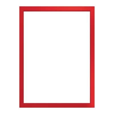 Cornice INSPIRE Easy rosso per foto da 21x29.7 (A4) cm