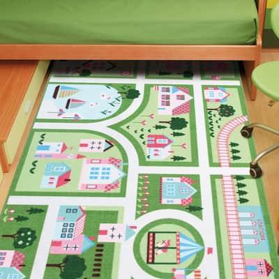 Tappeto Play Rug Bimba , multicolor, 100x120