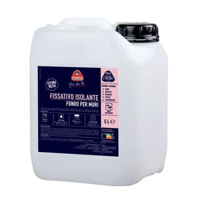 Fissativo BOERO base acqua interno isolante 5 L