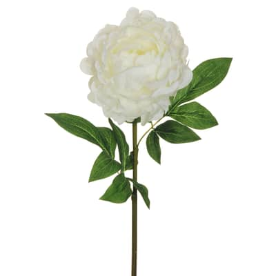 Fiore artificiale Peonia H 74 cm