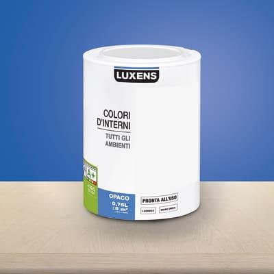 Pittura murale LUXENS 0.75 L blu 2