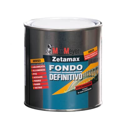 Primer MaxMeyer base solvente interno / esterno Definitivo Zetamax 0.5 L