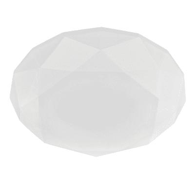Plafoniera moderno Lilly LED integrato bianco D. 40 cm 40 cm, INSPIRE