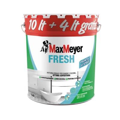 Pittura murale Fresh MAX MEYER 14 L bianco