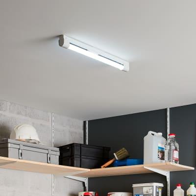 Tubo LED T8 bianco luce fredda L 60 cm