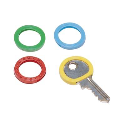 Anello in plastica Ø 10 mm 10 pezzi