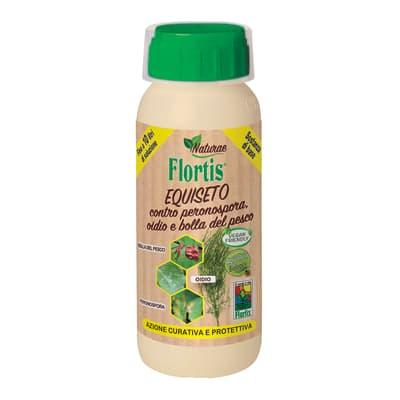 Insetticida fungicida FLORTIS naturae equiseto s.base 500 ml