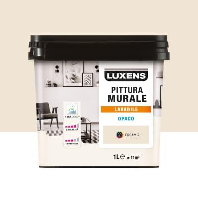 Pittura murale LUXENS 1 L beige cream 2