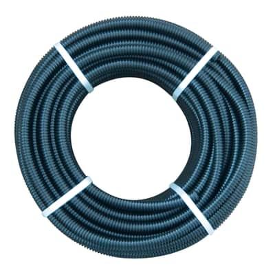 Tubo corrugato Ø 20 mm L 10 m Nero
