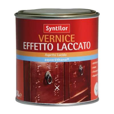 Vernice  SYNTILOR Laccato rosso 0.25 L