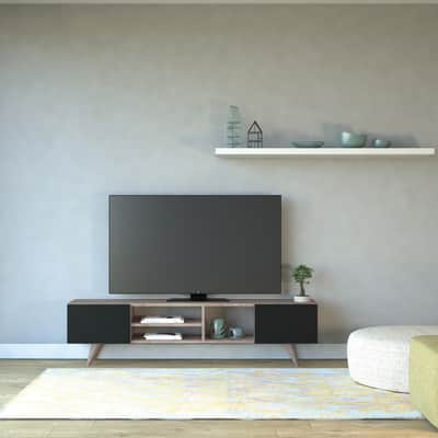 Mobile per TV L 160 x H 40.6 x P 29.7 cm