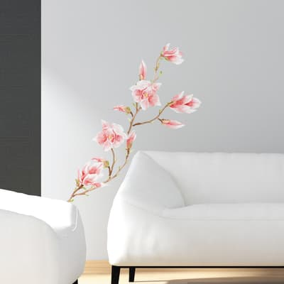 Sticker Magnolia 15x31 cm
