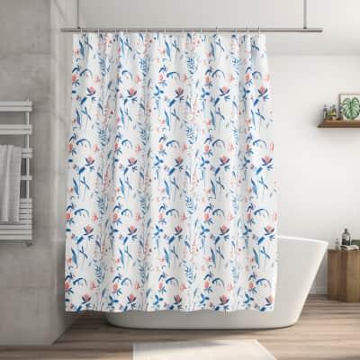 Tenda doccia Charm in poliestere multicolore L 180 x H 200 cm