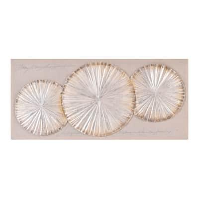 Dipinto originale Shells 110x50 cm