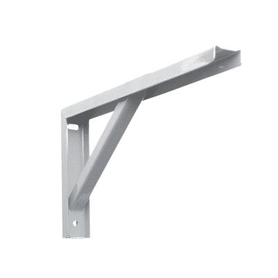 Staffa Robusta L 27.3 x H 27.3 cm bianco