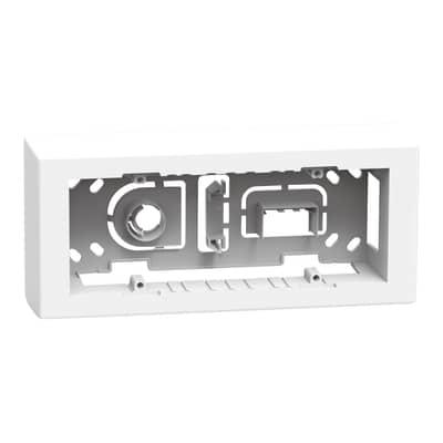 Scatola rettangolare ARNOCANALI 7 moduli 220 x 98 x 48 mm
