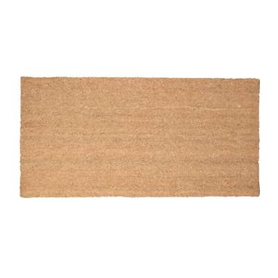 Zerbino Leo in cocco naturale 50x100 cm