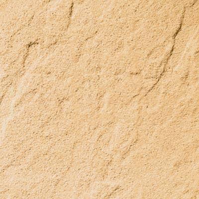 Lastra rustica 40 x 40 cm giallo