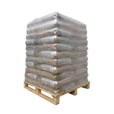 Pellet Bgreen ENplus A1 66 sacchi da 15 kg in abete e pino