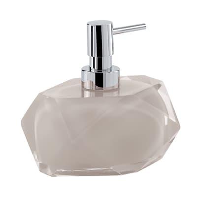 Dispenser sapone Chanelle tortora
