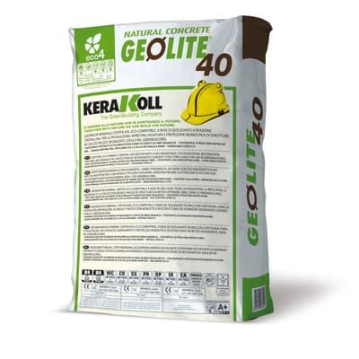 Malta per riparare KERAKOLL Geolite 40 25 kg