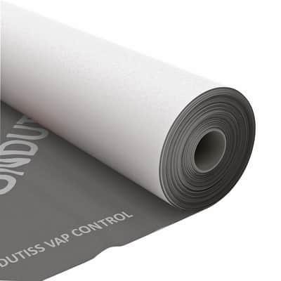 Foglio impermeabile Ondutiss vapcontrol 150 150 g/m³ 1.5 x 50 m trasparente